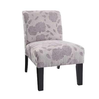 DHI Deco Rose Slipper Chair - Wayfair