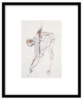 Bella Pieroni, Dancer Stretching I - One Kings Lane
