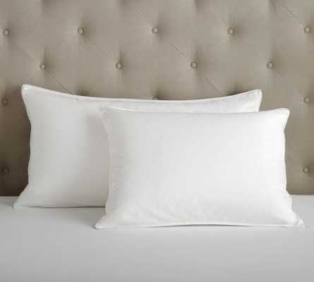 "PILLOW, FEATHER, 26"" SQUARE EURO - Pottery Barn"
