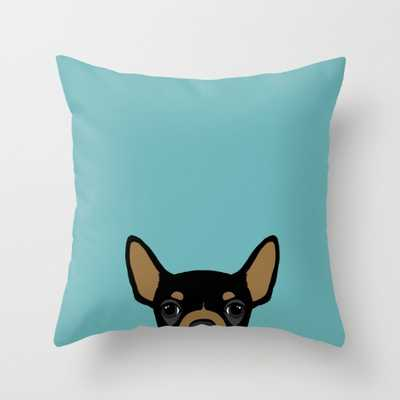 Throw Pillow / Indoor Cover - 18x18, With Insert - Society6