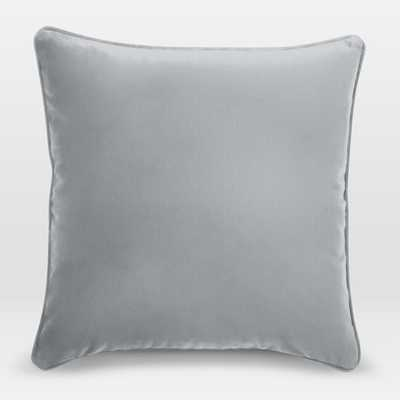 Upholstery Fabric Pillow Cover - Luster Velvet - West Elm