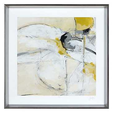 Trajectory 1 - Limited Edition- 26.5''W x 26.5''H- Framed - Z Gallerie