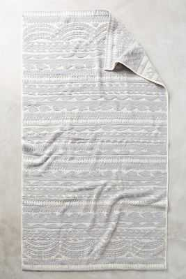 Yarn-Dyed Malvina Hand Towel Collection - Anthropologie