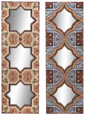 KELSEY MIRROR - SET OF 2 - Home Decorators