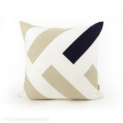 Colorblock pillows 18x18 insert sold separately - Etsy