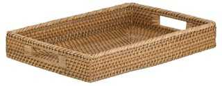 Beach-Grass Tray, Medium - One Kings Lane