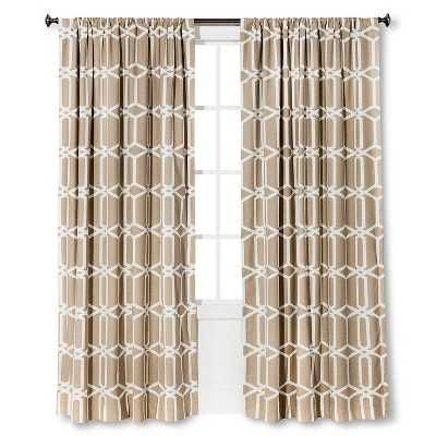 "Thresholdâ""¢ Curtain Panels Light Blocking - Target"