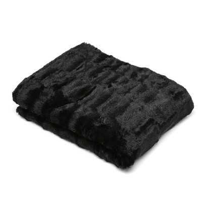Faux Fur Throw Blanketby Roberto Amee - Wayfair