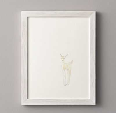 watercolor animal illustration - RH Baby & Child