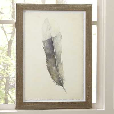 Birds of a Feather Framed Print III - Birch Lane