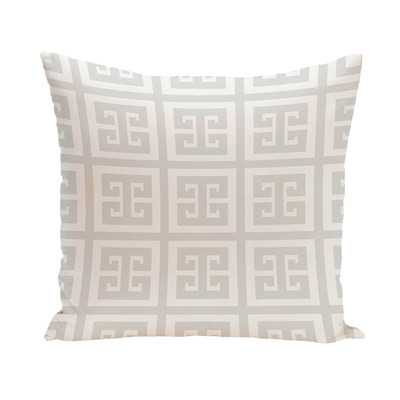 Geometric Throw Pillow - Wayfair
