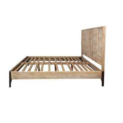 Hugo King Bed - Wayfair