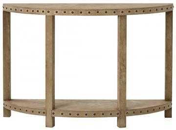 Nailhead Console Table - Home Decorators