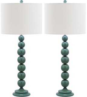 Knot Table Lamp Set of 2 - One Kings Lane