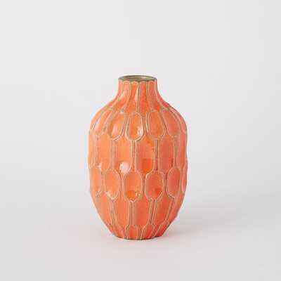 Linework Vases – Honeycomb - West Elm