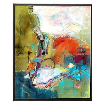 In Reason - 40x50, Framed - Z Gallerie