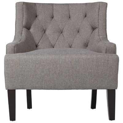 Dawan Tufted Accent Arm Chair - Wayfair