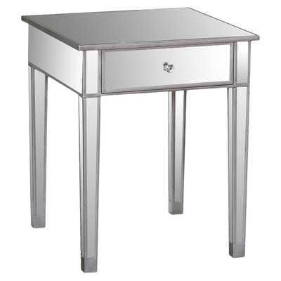 Hamilton 1 Drawer End Table - Wayfair