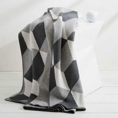 Happy Habitat Octagon Throw - West Elm