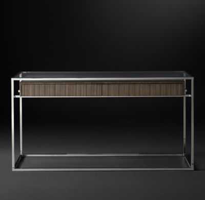 KENNAN CONSOLE TABLE - RH Modern