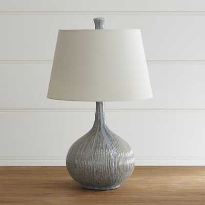 Shaye Table Lamp - Crate and Barrel