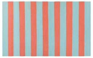 Hermes Flat-Weave Rug - One Kings Lane