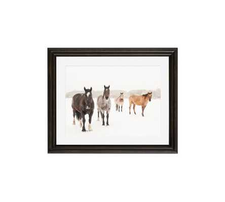 "WAITING FOR SPRING BY JENNIFER MEYERS -16 X 20""-Framed - Pottery Barn"