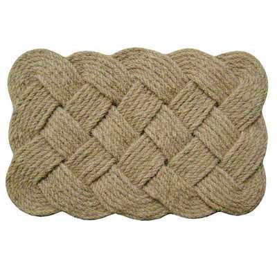 Lovers Knot Doormat - Wayfair
