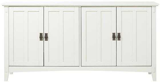 ARTISAN BUFFET - White - Home Decorators