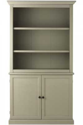 "MARTHA STEWART LIVINGâ""¢ INGRID BOOKCASE WITH DOORS - Home Decorators"