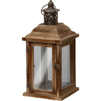 Metal Lantern - Wayfair