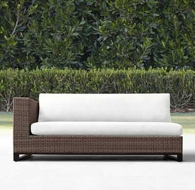 TIBURON TWO-SEAT LEFT-ARM SOFA - RH