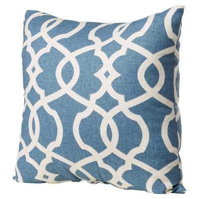 Glostrup Cotton Throw Pillow-18''-Insert Included - Wayfair