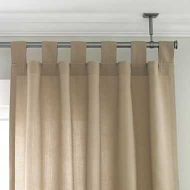 "Studio™ Ceiling-Mount 3/4"" Adjustable Curtain Rod Set - 86"" - 120"" - JC Penney"