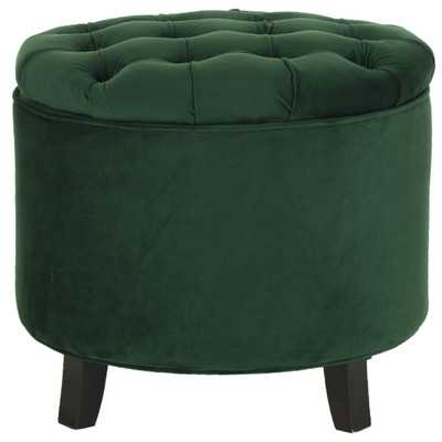 Grover Upholstered Storage Ottoman by House of Hampton - Wayfair