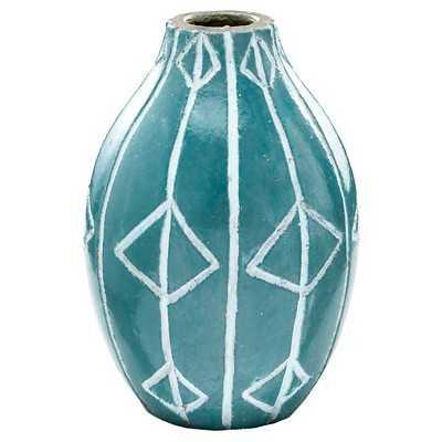 """Thresholdâ""""¢ Small Naha Ceramic Bud Vase - Target"""