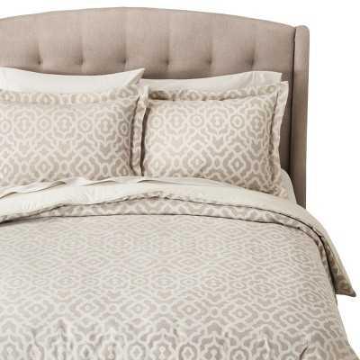Fieldcrest® Luxury Geometric Comforter - Target