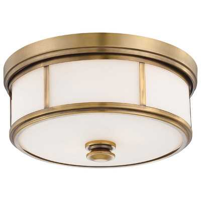 Harbour Point 2 Light Flush Mount - Wayfair