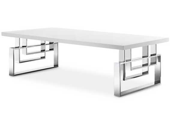 Hines Coffee Table WHITE - Apt2B