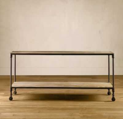 DUTCH INDUSTRIAL CONSOLE - RH