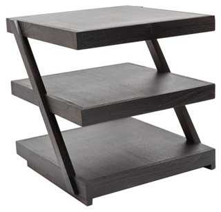 Betsy Stacked Side Table - One Kings Lane