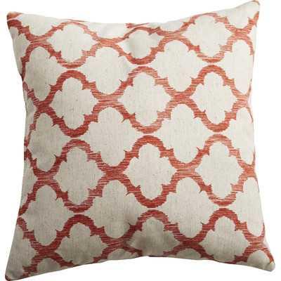 "Throw Pillow - Mango - 17""x17"" - With Insert - Wayfair"