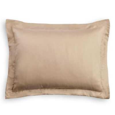 swirl print gold metallic sham pillow cover - Loom Decor