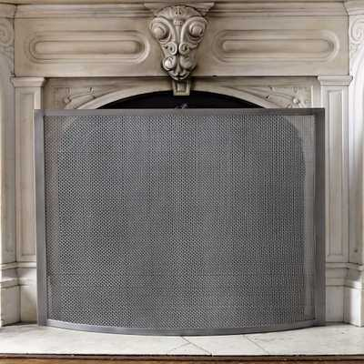 Fireplace Screen - West Elm