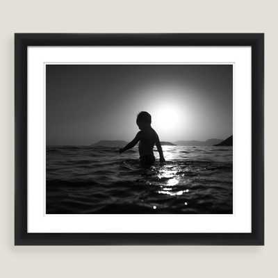 Playful Sea Framed Shadowbox Wall Art 23x19 - World Market/Cost Plus