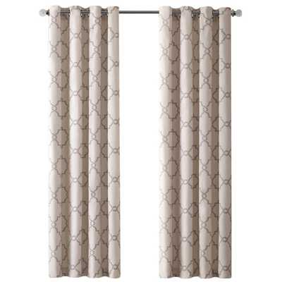 "Saratoga Single Curtain Panel 84"" - Wayfair"