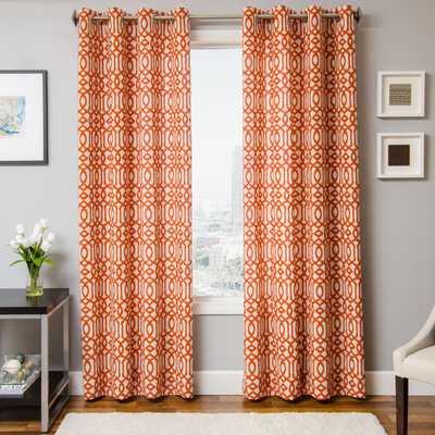 Calika Single Curtain Panel - Wayfair