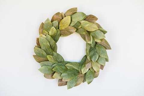 SIGNATURE MAGNOLIA WREATH - shop.magnoliamarket.com
