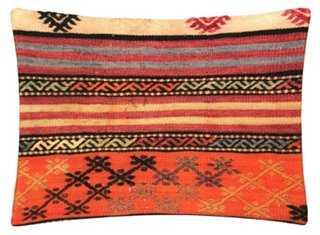 Turkish Kilim Pillow - One Kings Lane
