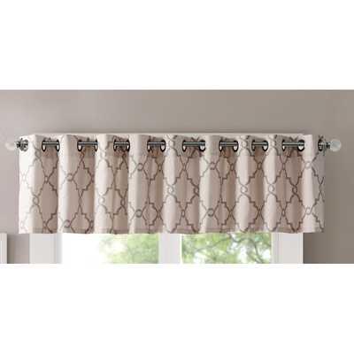 Print Curtain Valance - Wayfair